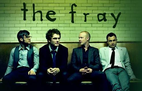 Image result for the fray